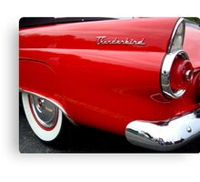What's the word........THUNDERBIRD! ^ Canvas Print