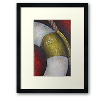 Life Saver Framed Print