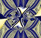 ":Blue Loops"" by Patrice Baldwin"