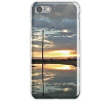 Storm Sunset iPhone Case/Skin