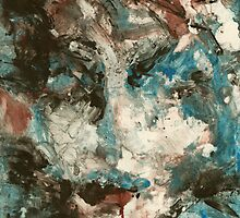 Color Monoprint #3 by signaturelaurel