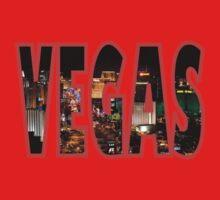 Las Vegas - Red One Piece - Long Sleeve