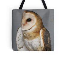 Barn Owl - Casper Tote Bag