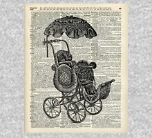Baby Pram Over Dictionary page Hoodie