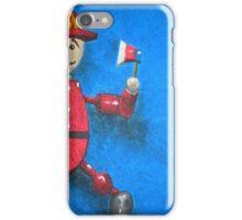 Jumping Jack iPhone Case/Skin