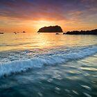 Motuotau island tropical punch by Ken Wright
