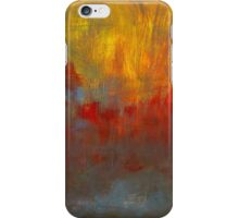 Abstract Note no. 12 iPhone Case/Skin