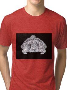 THE FIERY SPIRIT #turtle Tri-blend T-Shirt
