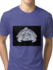 THE FIERY SPIRIT #turtle Tri-blend T-Shirt