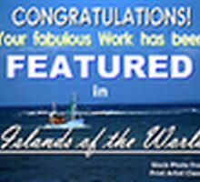 New Banner for ISLANDS of the WORLD by Dayonda