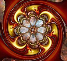 Time Vortex Tarantula by Hugh Fathers