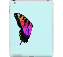 Butterfly wing pmore brand new eyes inspired  iPad Case/Skin