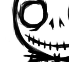 mini jacks nightmare Sticker