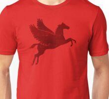 Damaged Pegasus Unisex T-Shirt