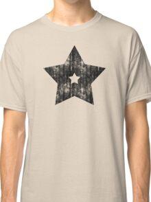 Damaged Star Classic T-Shirt