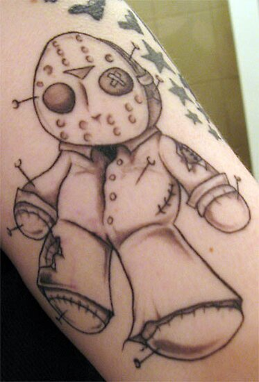 my Jason Voorhees tattoo belongs to the following groups: