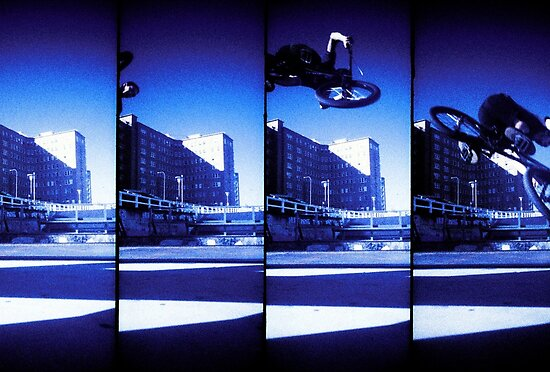 Toy Camera: Supersampler Bike by kirky101