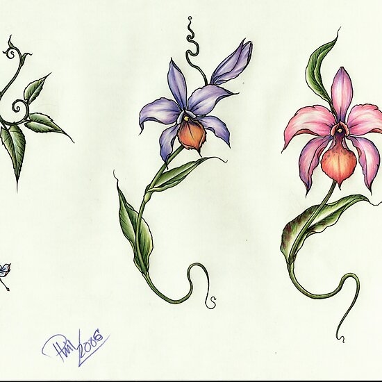 Tattoo Designs Available for sale as. Greeting Cards, Matted Prints,