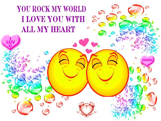 You rock my World by Elenne Boothe. Favorite · Report Concern; Share This