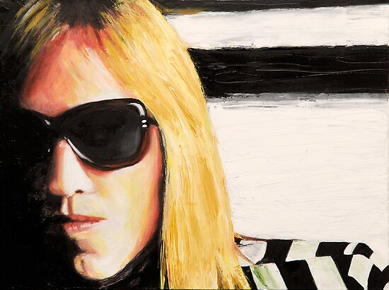 tom petty. Tom Petty by KarenYeeFineArt