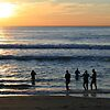 'Cronulla Early Morning Dip' featured in The Shire Sutherland Shire, NSW, Australia