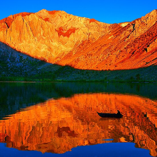 Convict Lake Mammoth