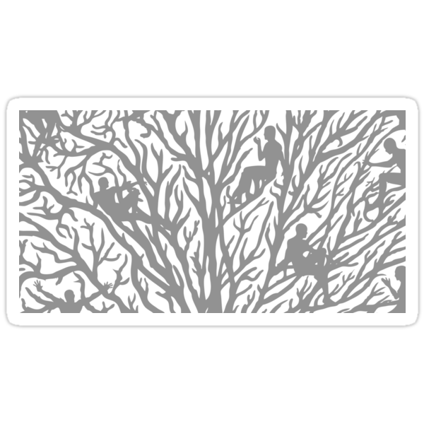 Sticker: Tree of Life