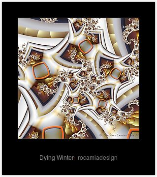 Dying Winter by rocamiadesign