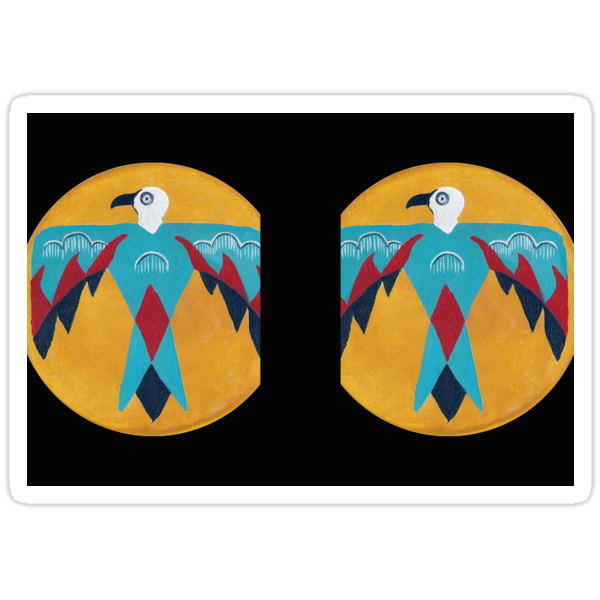 Native American Thunderbird Pictures http://www.redbubble.com/people/bapplegateart/works/3419372-native-american-thunderbird-t-shirt?p=t-shirt