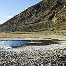 Badwater Salt Flats by John Manning