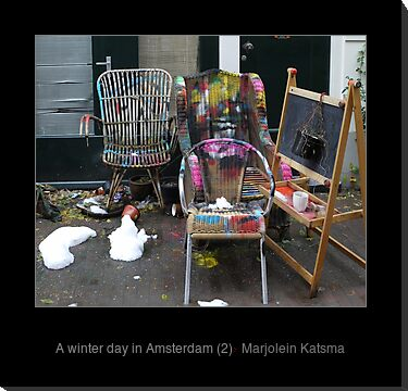 A winter day in Amsterdam (2)