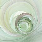Spring as an Abstract by Kelly Gammon