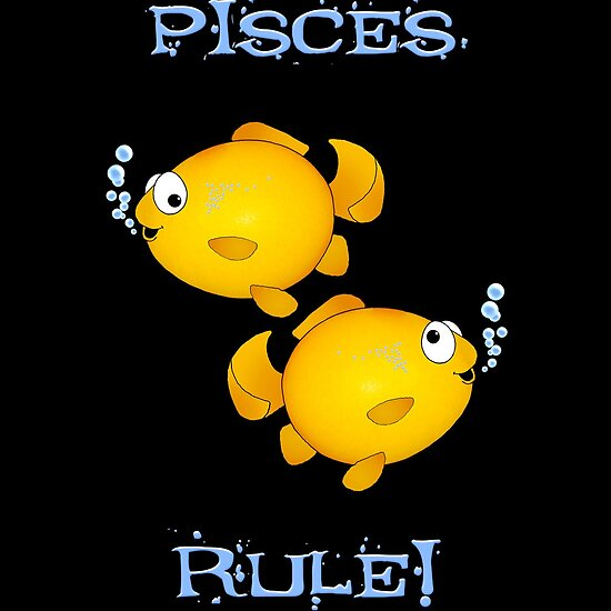 goldfish cartoon pictures. Pisces cartoon goldfish