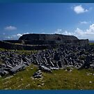 January's Photograph - Dun Aengus ancient stone fort, Inishmore - Buy it as a Framed Photographic Print