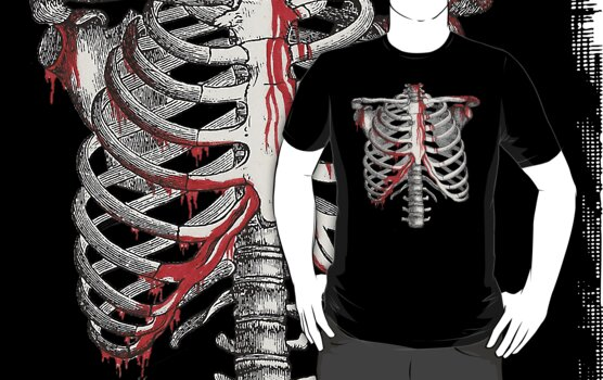 work.5677013.2.fig,black,mens,ffffff.boney v3 Xmas #WishList: 30 Top Redbubble T shirt Designs
