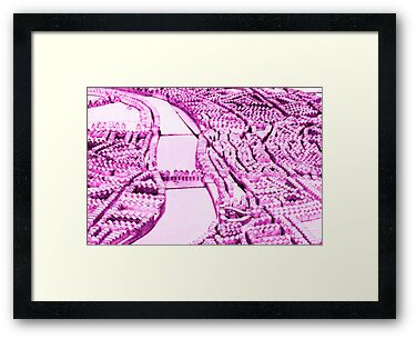 Framed Print: Miniature London