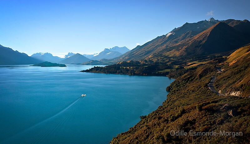 A few from Kinloch & Lake Wakatipu, New Zealand (8 images)