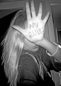 My rules by salena