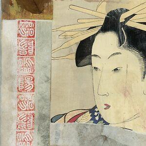 Wabi-sabi Geisha by © Elena Ray