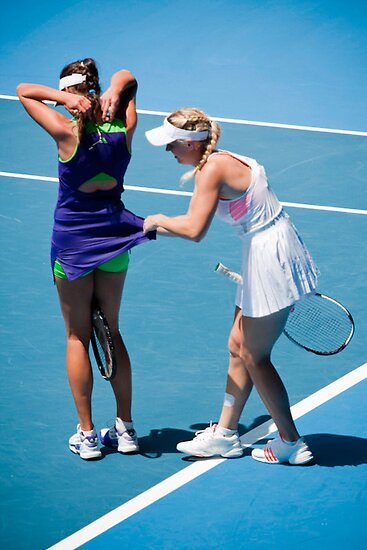 Dress Malfunction In Tennis Wardrobe Malfunctions ...
