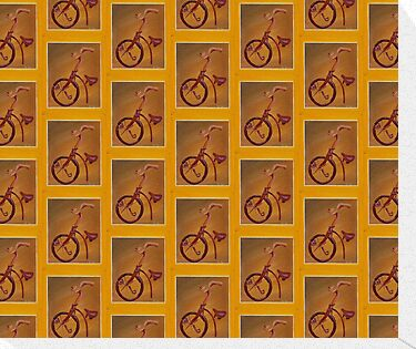 Canvas Print: Bicycle