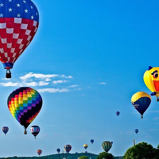 So Many Balloons