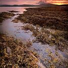 Smoogro Sunset - Orkney by John Dewar