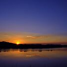 Belongil Creek Sunset III by ByronBay-Spirit