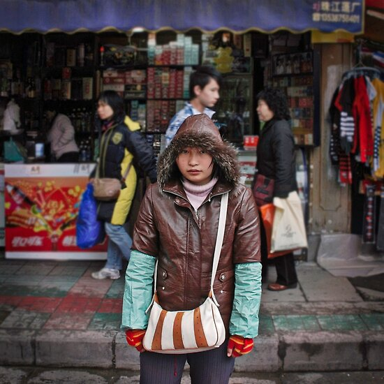 Street Photography: Cold Snap by Mark Hayward