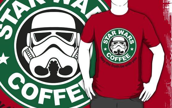Star Wars Coffee by rubyred