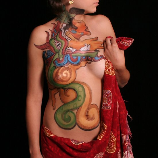 Body Painting Tattoos