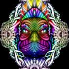 c3da8f4b One Love Colorful Rainbow Hand Drawn Heart Design