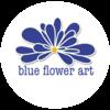 BlueFlowerArt