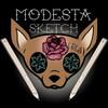 Modestasketch